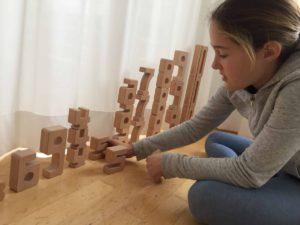 Sumblox - Auch größere Kinder lernen leichter mit Sumblox