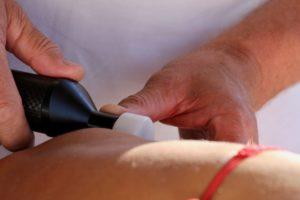 Matrix-Rhythmus-Therapie Rückenbehandlung