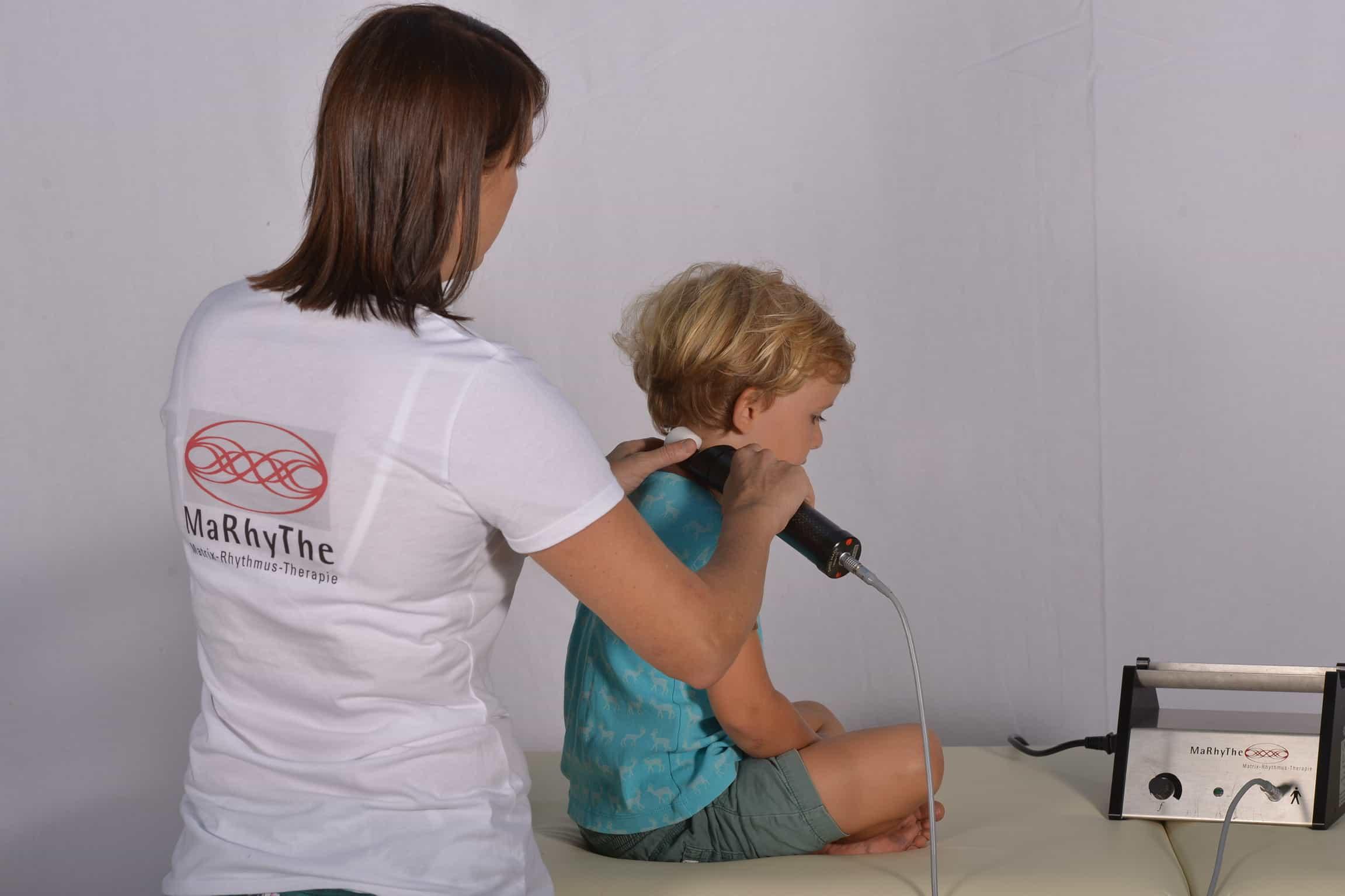 Matrix-Rhythmus-Therapie bei Kindern Logopädie
