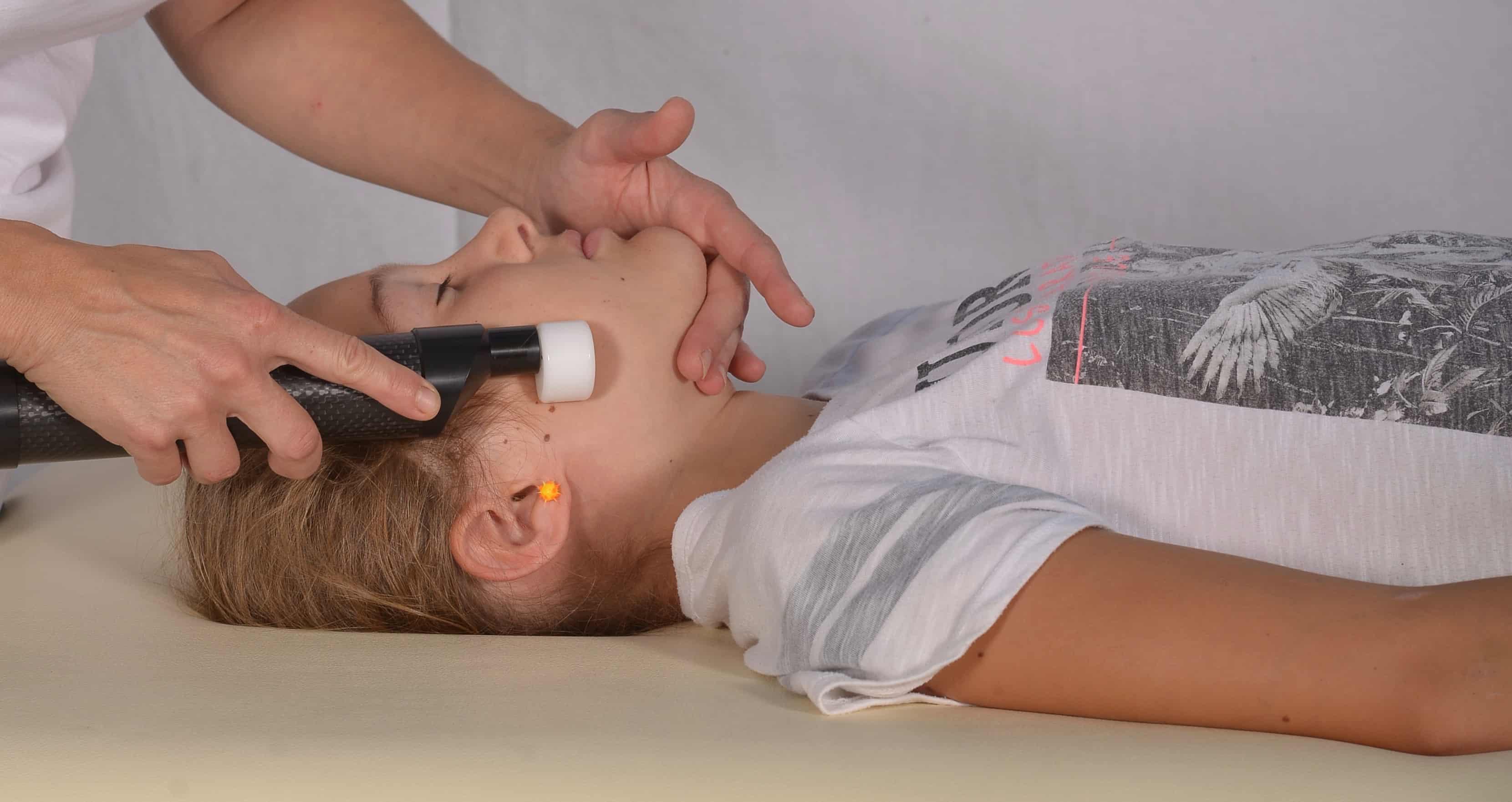 Matrix-Rhythmus-Therapie bei Kindern Kieferorthopädie